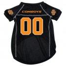 Oklahoma State University Cowboys Pet Dog Football Jersey XL