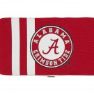Alabama University Crimson Tide Football Jersey Clutch Shell Wallet
