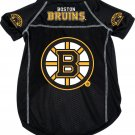 Boston Bruins Pet Dog Hockey Jersey Large