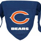 Chicago Bears Pet Dog Football Jersey Bandana S/M