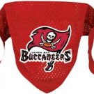 Tampa Bay Buccaneers Pet Dog Football Jersey Bandana S/M Cute