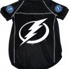 Tampa Bay Lightning Pet Dog Hockey Jersey Large