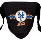 New York Mets Pet Dog Baseball Jersey Bandana M/L