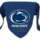 Penn State Nittany Lions Pet Dog Football Jersey Bandana M/L