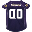 Minnesota Vikings Pet Dog Football Jersey Medium v3
