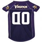 Minnesota Vikings Pet Dog Football Jersey XL v3