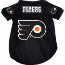 Philadelphia Flyers Pet Dog Hockey Jersey Medium