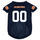 Auburn University Tigers Pet Dog Football Jersey XL