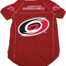 Carolina Hurricanes Pet Dog Hockey Jersey Small