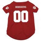 Indiana University Hoosiers Pet Dog Football Jersey Small