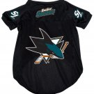 San Jose Sharks Pet Dog Hockey Jersey XL