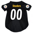 Pittsburgh Steelers Pet Dog Football Jersey XL