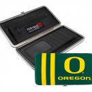 Oregon University Ducks Football Jersey Clutch Shell Wallet
