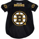 Boston Bruins Pet Dog Hockey Jersey Small