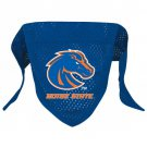 Boise State Broncos Pet Dog Football Jersey Bandana M/L
