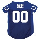 Indianapolis Colts Pet Dog Football Jersey XL