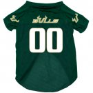 South Florida University Bulls Pet Dog Football Jersey Large