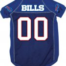 Buffalo Bills Pet Dog Football Jersey XL
