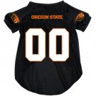 Oregon State University Beavers Pet Dog Football Jersey Medium