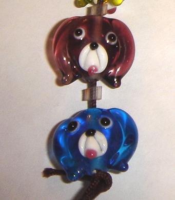 Puppy Head Beads