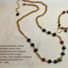 Freshwater Peral Necklace and Bracelet Set $119