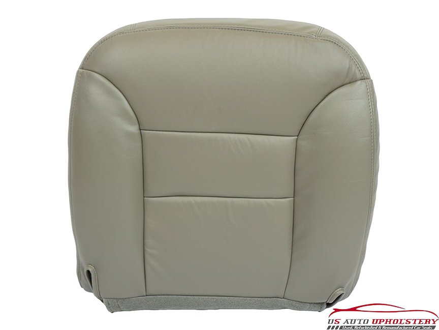 Gm Replacement Seat Covers : Chevy tahoe lt ls driver side bottom replacement