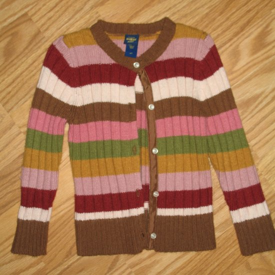 Oshkosh fall striped sweater