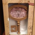 DISNEY PARKS SLEEPING BEAUTY'S CASTLE KEY PICTURE PHOTO FRAME NIB