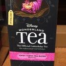 Disney Parks Alice in Wonderland Topsy Turvy Tea Blend Bags 20 Count New