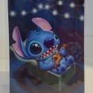 "Disney WonderGround Gallery ""STITCH SERENADE"" POSTCARD by Kristin Tercek NEW"