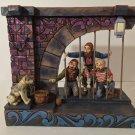 Disney Traditions Jim Shore Figurine NIB Pirates Jail Scene Figure