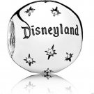 Disney Parks Exclusive Disneyland Pandora Silver Charm New w/ Box
