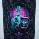 Disney WonderGround Haunted Mansion Hatbox Ghost Postcard by Jeff Granito NEW