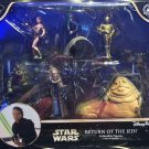 Disney Parks Star Wars Return of The Jedi 6 Collectible Figures  NEW