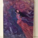 Disney Wonder Ground Gallery Mulan Takes Flight Postcard Martin Hsu Rare