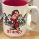 Disney Parks Snow White's Grumpy Coffee - Tea Ceramic Mug NEW
