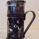 Disney Parks Alice in Wonderland Tea - Coffee Press Pot HOT / COLD DRINKS New