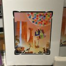"Disney WonderGround Russell, Dug & Carl Fredricksen ""UP"" Print by Joey Chou NEW"