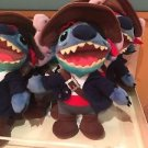 Disney Parks Halloween Party Stitch Dressed like A Pirate Plush Doll NEW NWT