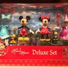 Disney Parks Disney Princess Minnie + Mickey Mouse Castle Deluxe Playset NEW