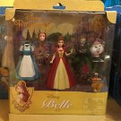 DISNEY PARKS DISNEY PRINCESS BELLE BEAUTY & THE BEAST FIGURE FIGURINES PLAYSET
