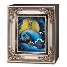 Disney Parks Gallery of Light Olszewski Jack & Sally Embrace Nightmare Before New
