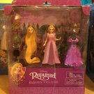 DISNEY PARKS DISNEY PRINCESS RAPUNZEL FIGURE FIGURINES PLAYSET NEW