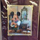 "Disney Parks Mickey Mouse in ""Mickey's Dreamsuite"" Deluxe Print by Yakovetic NEW"