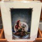 "Disney Parks Ariel ""Little Mermaid"" Deluxe Print by Darren Wilson NEW"