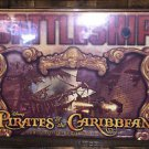 Disney Parks Exclusive Pirates of the Caribbean Battleship Game NEW