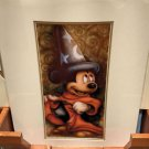 Disney Parks Disneyland Mickey Mouse in Sorcerer Fantasy Print by Darren Wilson