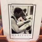 Disneyland Disney Parks Heritage Deluxe Print Feat. Walt Disney and Mickey Mouse