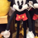 Disney Parks Mickey Mouse Long Arm Plush NEW