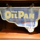 DISNEY PARKS DCA CARS LAND RADIATOR SPRINGS THE OIL PAN METAL SIGN NEW